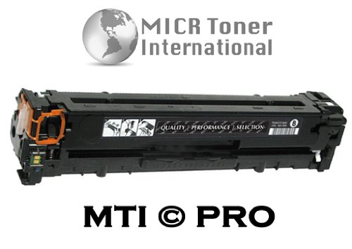 MTI © Compatible 2662B001AA (# 118) Black Laser Toner Cartridge for Canon ImageClass MF8350CDN, MF8380CDW, Satera LBP 7200C