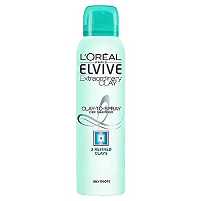 L'Oreal Paris Elvive Extraordinary Clay Dry Shampoo 150ml