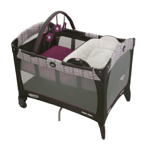 Buy Graco Pack 'N Play Playard with Reversible Napper and Changer, Nyssa