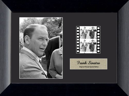 Buy Low Price Film Cells Frank Sinatra Minicell Film Cell Figure (B002EWYWT2)