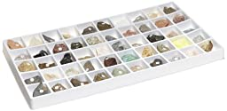 American Educational 50 Specimens Superior Rock and Mineral Collection