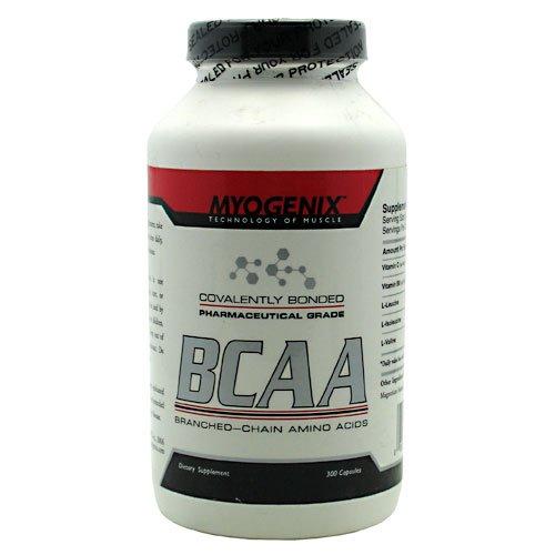 Myogenix Bcaa - 300 Capsules