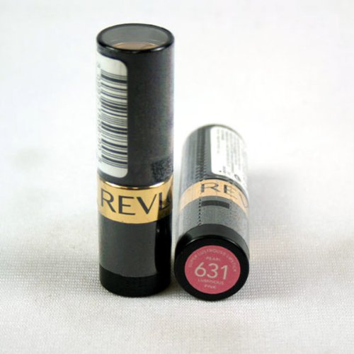 Revlon Super Lustrous Lipstick Luminous Pink (2-Pack)