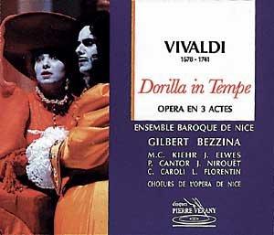 Vivaldi : La Dorilla in Tempe