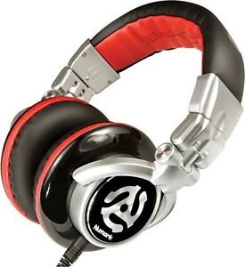 New Shop Numark Redwave Professional Over-Ear DJ Headphones with Rotating Earcup