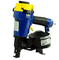 WEN 61782 7/8-Inch to 1-3/4-Inch Coil Roofing Nailer with Magnesium Housing by WEN