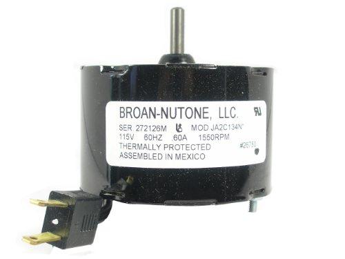 Nutone 26750ser ventilation fan motor new free shipping for Kitchen exhaust fan motor