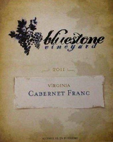 2011 Bluestone Vineyard Cabernet Franc 750 Ml