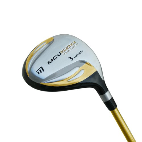 Masters MC-J520 Wood age 12-14 - Left Hand Graphite Junior