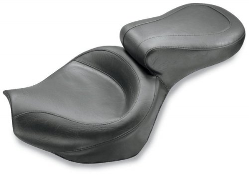 Mustang Wide Touring Seat - Vintage / Front Width 16in. / Rear Width 12.5in. 76127 0