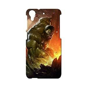 BLUEDIO Designer Printed Back case cover for HTC Desire 626 - G3699