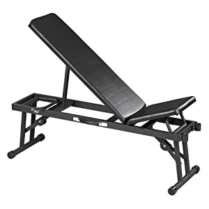 Pt Pro Jp0001 Portable Fitness Bench Adjustable Weight Benches Sports Outdoors