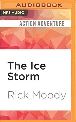 an analysis of adolescence in the ice storm by rick moody