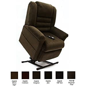 Mega Motion Power Lift Chair Easy Comfort