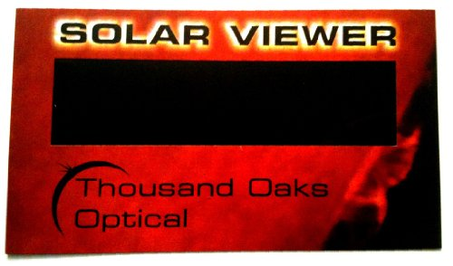 Solar Eclipse Viewers (Pack Of 10)