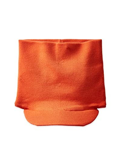Kate Spade Saturday Women's Rib Knit Visor, Persimmon