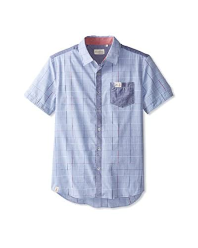 7 Diamonds Men's Off The Grid Short Sleeve Shirt with Pocket