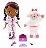 人形とランビーのぬいぐるみドクターセット