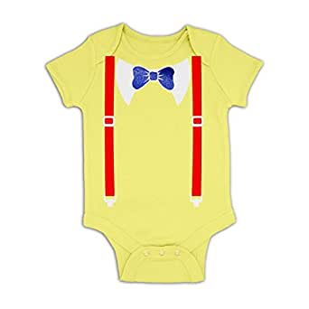 Tweedle Dee And Tweedle Dum Costume Baby Grow