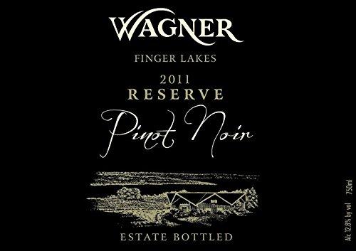 2011 Wagner Vineyards Finger Lakes Reserve Pinot Noir 750Ml