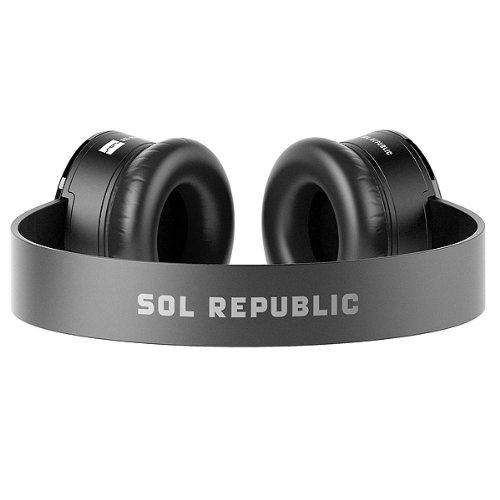 SOL Republic Tracks (Black × Black)の写真04。おしゃれなヘッドホンをおすすめ-HEADMAN(ヘッドマン)-