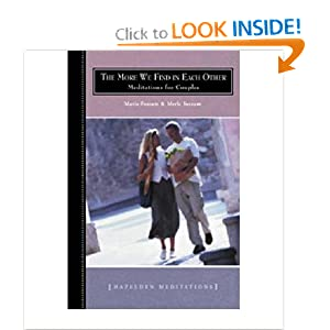 The More We Find In Each Other: Meditations For Couples (Hazelden Meditations) Mavis Fossum and Merle Fossum