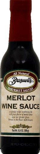 Braswell's Merlot Wine Sauce 8.5fl.oz