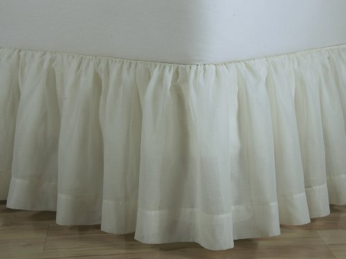 Voile Bed Skirt front-1047507