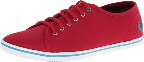 Fred Perry, Donna, Phoenix, Canvas, Sneakers, Viola, 41 EU