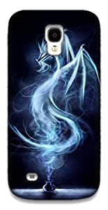 The Racoon Grip Song of Dragons hard plastic printed back case / cover for Samsung Galaxy S4 Mini