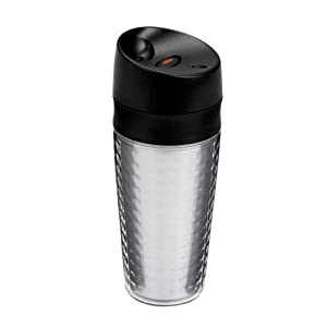 LiquiSeal Travel Mug in Silver by OXO