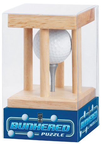 Cheap Lagoon Games Bunkered (Golf Ball/Tee) Puzzle (B000S0RRQM)