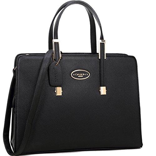 dasein-classic-faux-leather-satchel-briefcase-handbag-tablet-ipad-bag