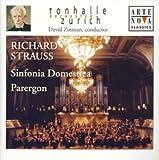 R.シュトラウス:家庭交響曲&パレルゴン