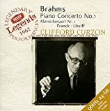 Brahms: Piano Concerto no 1 / Curzon, Szell