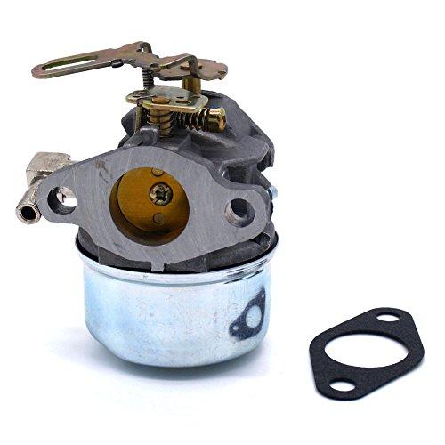 NIMTEK New Carburetor Carb for TECUMSEH 5HP MTD 632107A 632107 640084A 640084B SNOWBLOWER (Tecumseh Snow Blower Carburetor compare prices)
