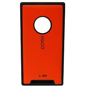Nokia Lumia 830 cover by amaze mobile studio-Red