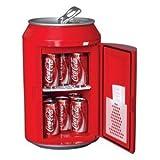 コカ・コーラ型ミニ温冷蔵庫 CC10G Coca-Cola Can-Shaped 8-Can-Capacity 輸入品