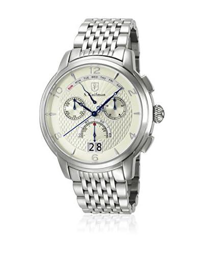 S. Coifman Reloj de cuarzo Man SC0185 46 mm