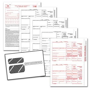 1099 Misc Laser Income Forms