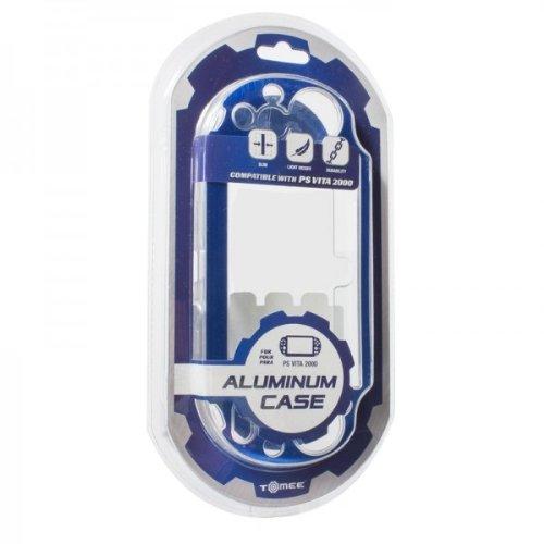 Tomee Aluminum Case Cover (Ice Blue) - Sony PS Vita 2000 (Ps Vita 2000 Case compare prices)