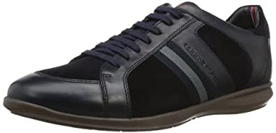 Tommy Hilfiger OLIVER 11B FM56816976, Herren Sneaker, Blau (MIDNIGHT 403), EU 44