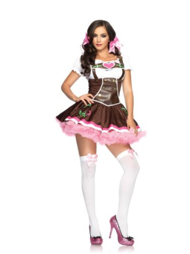 German Party Girl Costume