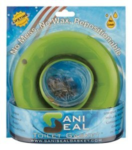 Waxless Toilet Seal (Sani Seal Gasket compare prices)