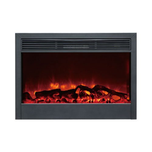 "Electric Fireplace Insert Size: 42.25"" W X 32"" H X 10"" D"