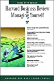 Image of Harvard Business Review on Managing Yourself