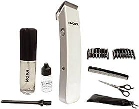 Nova NHT 1047 Pro Skin Advance Trimmer (White)