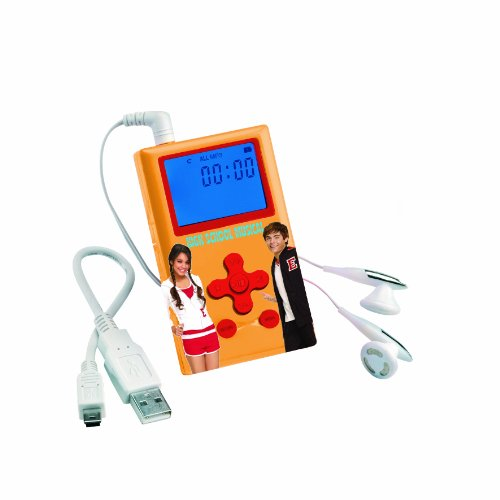 Lexibook DMP60HSM - Disney High School Musical MP3 Player (125MB)