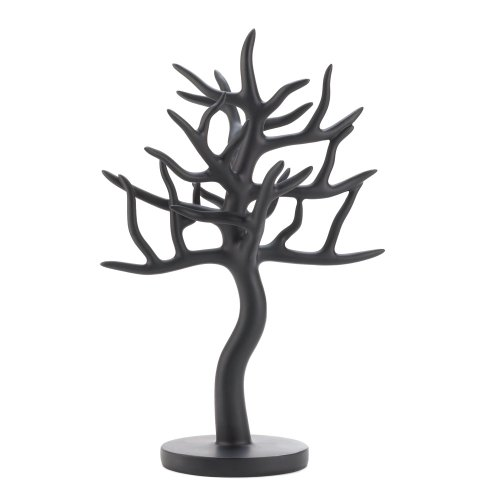 Black Tree Jewelry Stand - 1