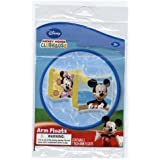 Disney Mickey Mouse Arm Floats - Mickey Mouse Arm Floats - Mickey Mouse Arm Swimming Gear - Mickey Mouse Swimming Gear